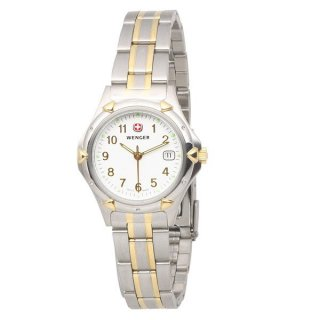 ساعت مچی زنانه ونگر مدلWenger Standard Issue 70609 Swiss Watch
