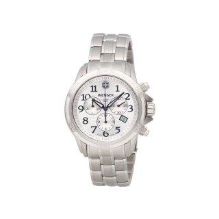 ساعت مچی مردانه ونگر مدل Wenger GST Chrono 78259 Swiss