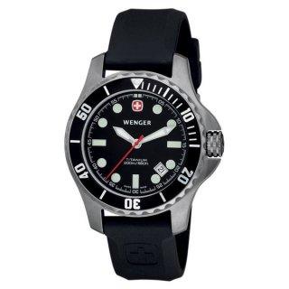 ساعت مچی مردانه ونگر مدل Wenger Battalion Diver Titanium 72349 Swiss