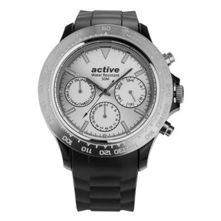 ساعت اسپرت اکتیو مدل Active 11-1006BW Sport