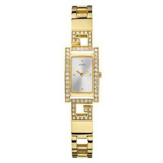 ساعت مچی زنانه گس مدل Guess W95058L1 Gold-Tone Crystal Ladies