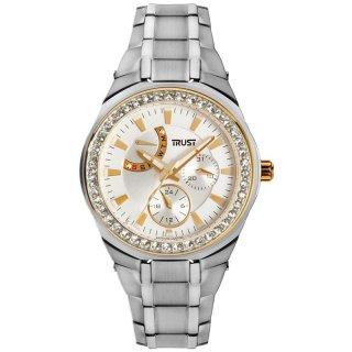 ساعت مچی زنانه  تراست مدل Trust Fashion Vidor 76L158CS