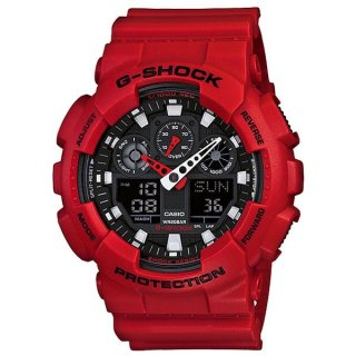 ساعت مچی مردانه کاسیو مدل Casio G-Shock GA-100B-4A