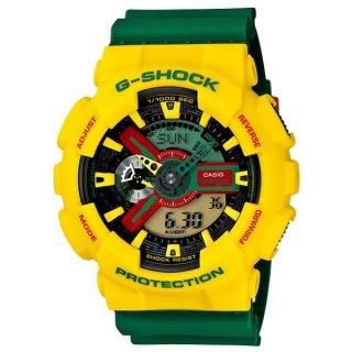 ساعت  مچی مردانه کاسیو مدلCasio G-Shock GA-110RF-9A