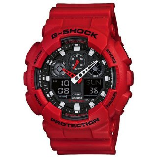 ساعت مچی مردانه کاسیو مدلCasio G-Shock GA-100B-4Ah