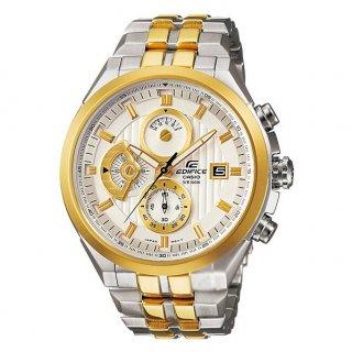 ساعت مچی مردانه کاسیو مدلCasio Edifice Chronograph EF-556SG-7AV