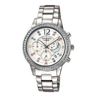 ساعت مچی زنانه كاسيو مدل Casio Sheen SHE-5018D Watch