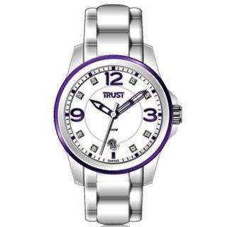ساعت مچی مردانه تراست مدلTrust Dorothy U258-53WMQ
