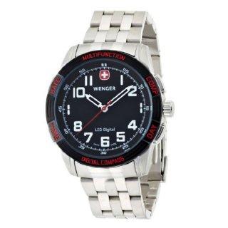 ساعت مچی مردانه ونگر مدل Wenger LED Nomad 70436