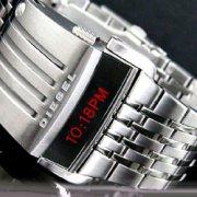 ساعت مچی مردانه دیزل مدل LED
