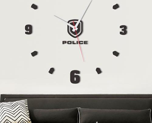 ساعت دیواری Police