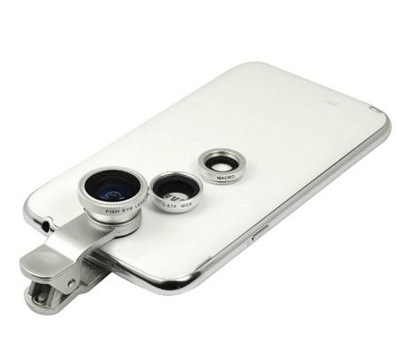 پکیج لنز عکاسی موبایل