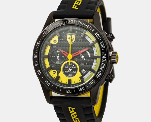 ساعت مچی مردانه Ferarri مدل 13135
