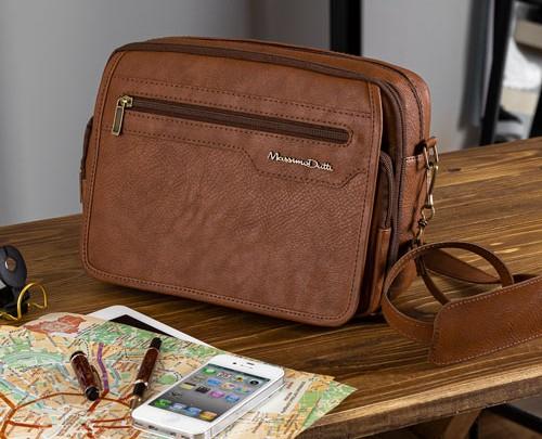 کیف دوشی Massimo Dutti مدل 11385