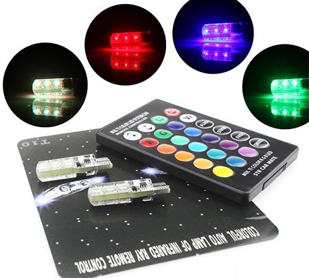 لامپ کنترلی چند رنگ خودرو Multi Color