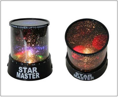 چراغ خواب طرح ستاره Star Master