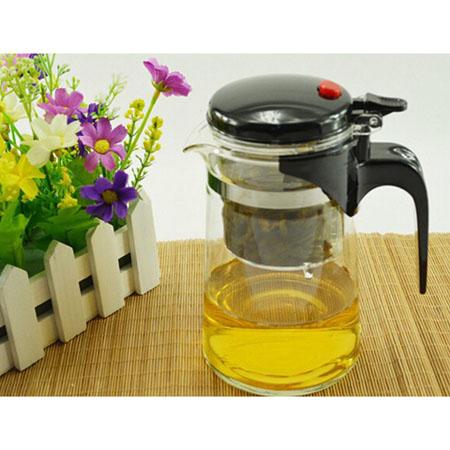 قوری دکمه دار دم نوش و چای