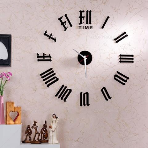 ساعت دیواری روکش مخمل لندن