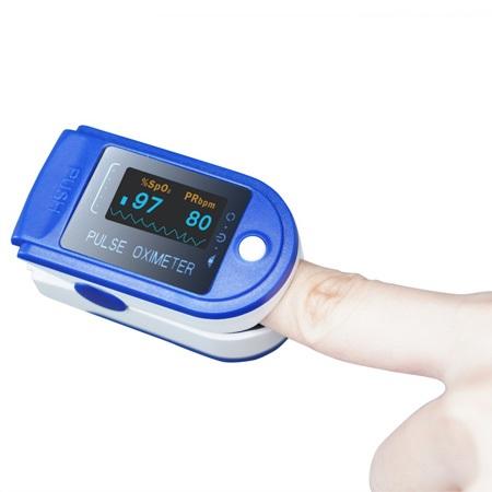 پالس اکسیمتر سنجش اکسیژن و ضربان قلب