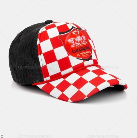 کلاه کپ هواداران پرسپولیس Perspolis