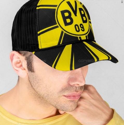 کلاه کپ باشگاه Dortmund مدل BVB