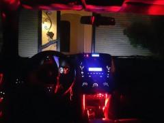 لامپ ال ای دی LED رقص نور اتومبیل