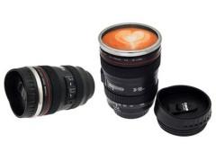 ماگ با طرح لنز دوربین عکاسی