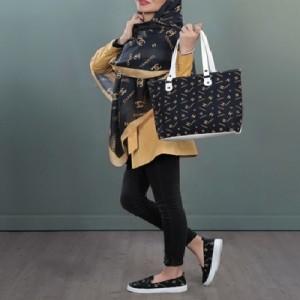 ست کیف، کفش و روسری Chanel