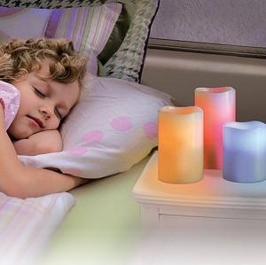 شمع های لوما کندل Luma Candles