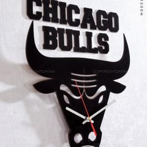 ساعت دیواری Chicago Bulls