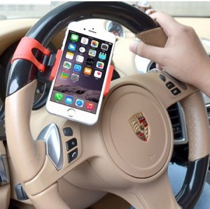 نگهدارنده موبایل فرمان خودرو