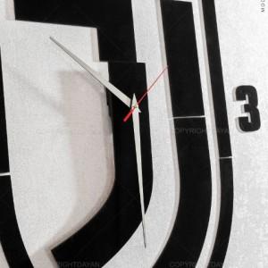 ساعت دیواری لوگوی یوونتوس