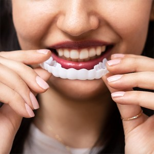 لمينت دندان مدل Big smile