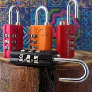 قفل رمزی ساک و چمدان