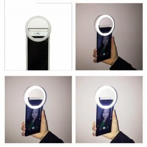فلاش سلفی موبایل