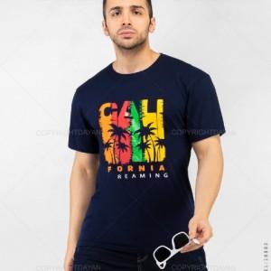 تیشرت مردانه California مدل 14228