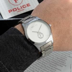 ساعت مچی بند فلزی پلیس Police 13103