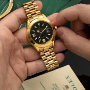 ساعت مچی Rolex صفحه مشکی