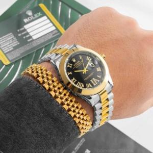 ساعت مچی Rolex قاب طلایی