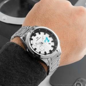 ساعت مچی مردانه IIk Collection نقره ای