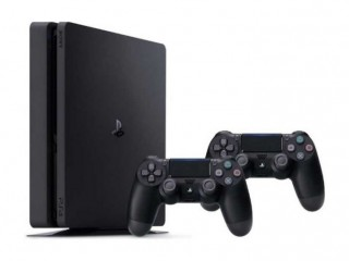 Play Station 4 Slim Reg 2 1Tb Dual Joystick