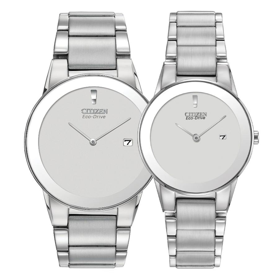 ساعت مچی ست سیتیزن مدل AU1060-51A و GA1050-51A