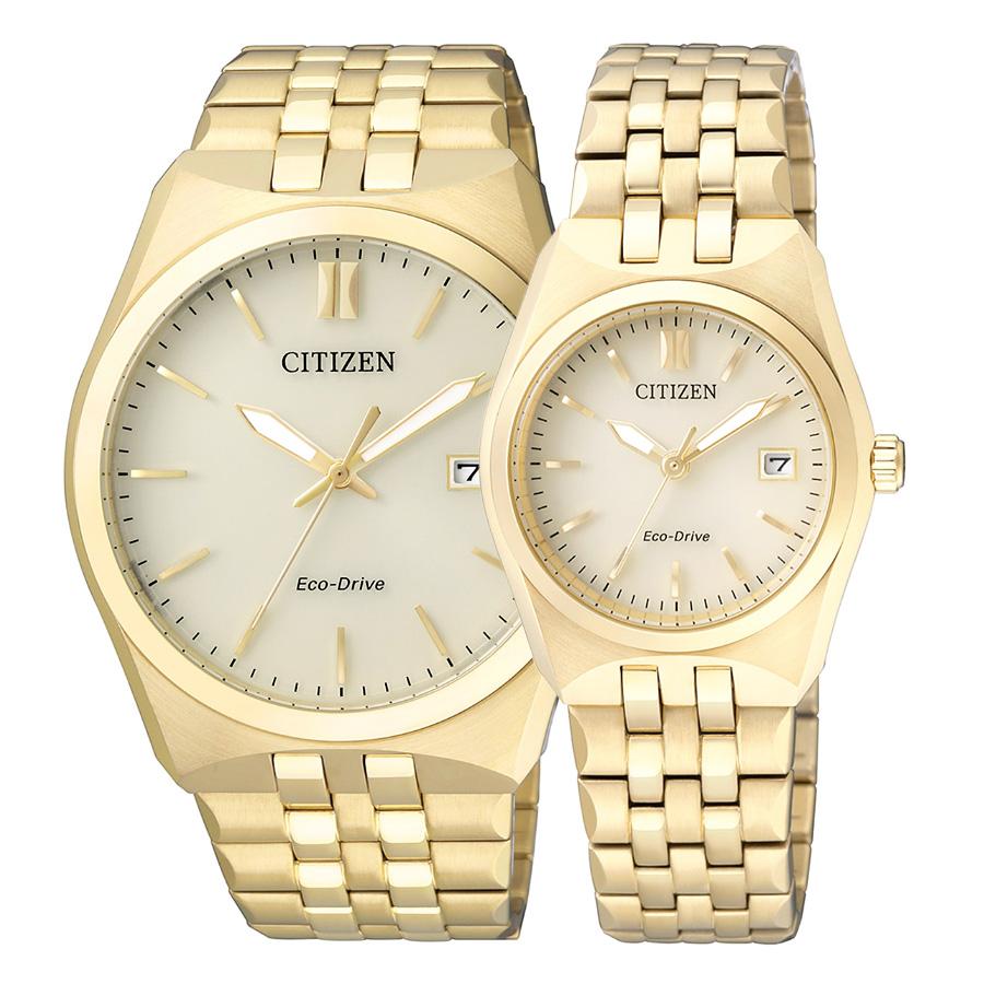 ساعت مچی ست سیتیزن مدل BM7332-61P و EW2292-67P