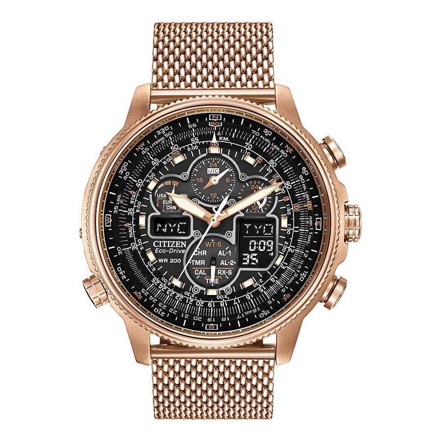 ساعت مچی مردانه سیتیزن مدل JY8033-51E