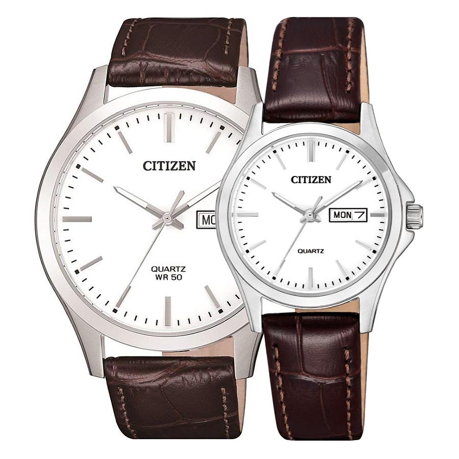 ساعت مچی ست سیتیزن مدل BF2001-12A و EQ0591-21A