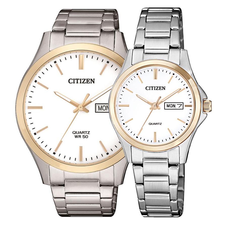 ساعت مچی ست سیتیزن مدل BF2006-86A و EQ0596-87A