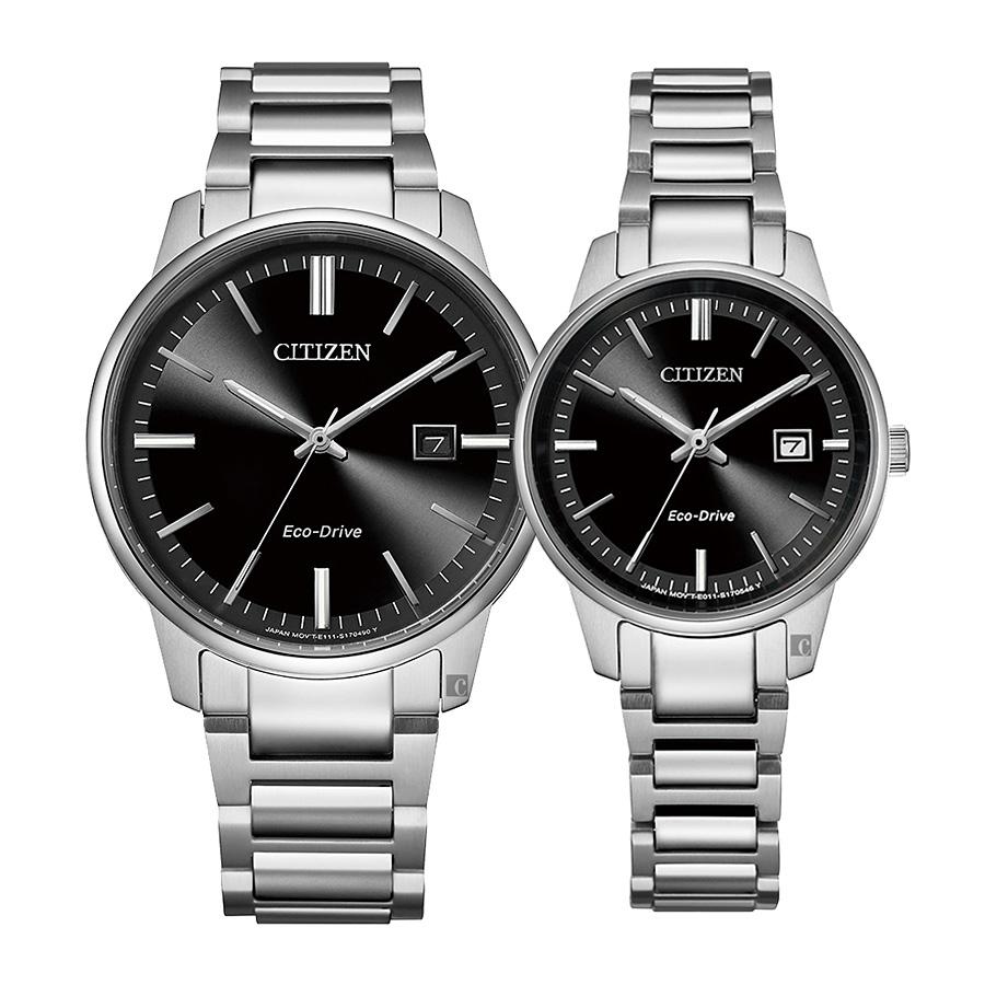 ساعت مچی ست سیتیزن مدل BM7521-85E و EW2591-82E