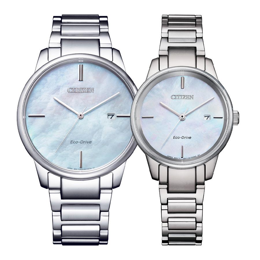 ساعت مچی ست سیتیزن مدل BM7520-88D و EW2590-85D