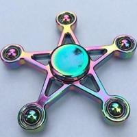 اسپینر فلزی Focus Fidget Spinner اسپینر فلزی پنج پره