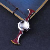 اسپینر فلزی Metal Tow Blade Sword Fideget Spinner - اسپینر فلزی دو پره شمشیری